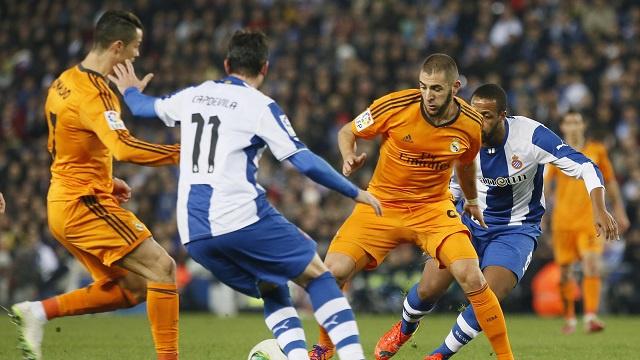 بالفيديو .. بنزيما يقود ريال مدريد إلى الفوز على إسبانيول بهدف
