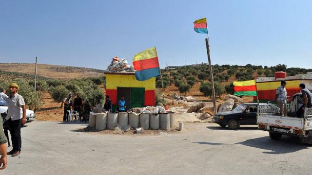 تشكيل حكومة محلية في منطقة الجزيرة ذات الأغلبية الكردية شمال شرق سورية