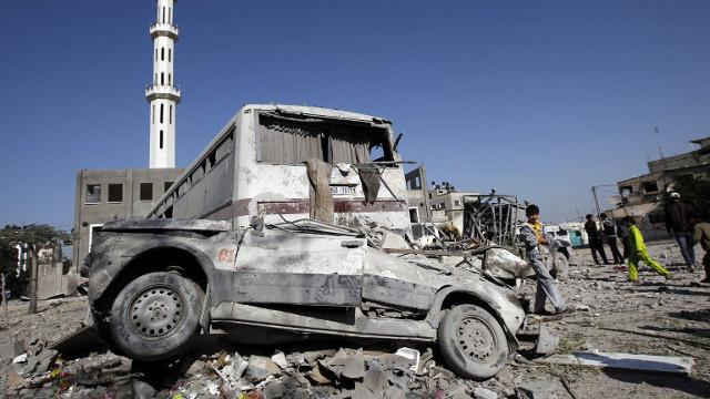 سقوط قتيلين في غارة إسرائيلية على غزة