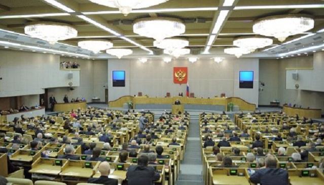 مجلس الدوما الروسي يدعو السياسيين الغربيين إلى عدم التدخل في شؤون أوكرانيا