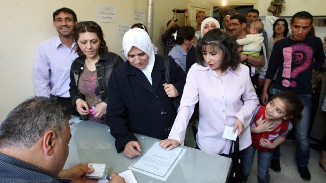 سابلين: برلمانيون روس قد يراقبون الانتخابات الرئاسية في سورية