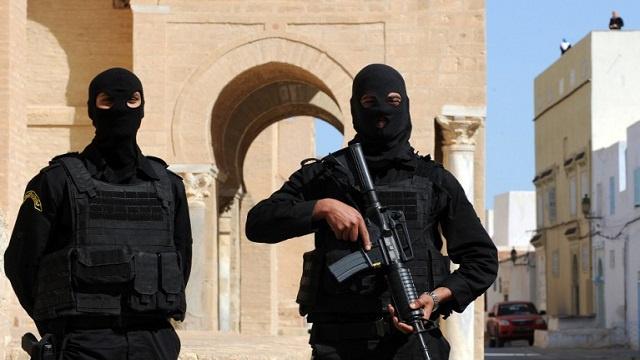 الجيش التونسي يقبض على عناصر إرهابية