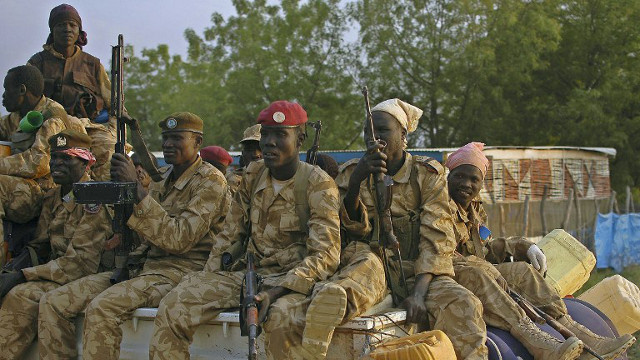 منظمة التنمية في شرق أفريقيا تنوي إرسال 5500 جندي إلى جنوب السودان