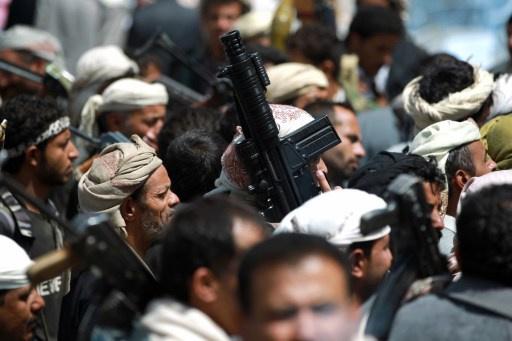 مقتل 20 شخصا في معارك عنيفة بين الحوثيين والقبائل شمال اليمن
