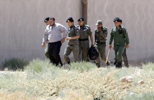 حرس الحدود الأردني يحبط عملية تهريب أسلحة ومتفجرات من الأراضي السورية