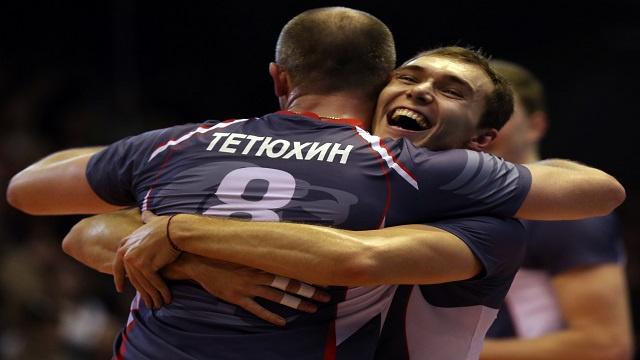 كرة الطائرة.. لوكوموتيف بيوغوري الروسي يواصل الانتصارات في دوري الأبطال