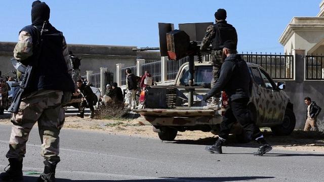 الإفراج عن المسؤول التجاري الكوري المختطف في ليبيا