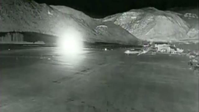 بالفيديو: هبوط مروع لطائرة أمريكية خاصة