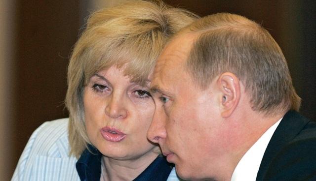 بوتين يوافق على ترشيح ايلا بامفيلوفا لمنصب المفوضة الجديدة لحقوق الإنسان في روسيا