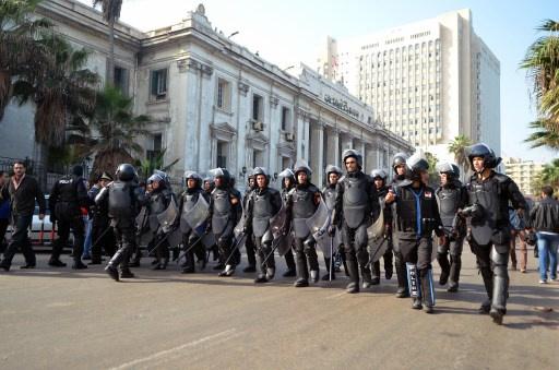 مقتل طالب في اشتباكات مع الأمن المصري في الإسكندرية