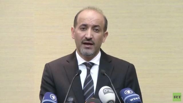 الجربا: الأسد لا يمكن أن يبقى ولن يبقى
