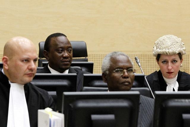 المحكمة الجنائية الدولية تؤجل محاكمة الرئيس الكيني السابق