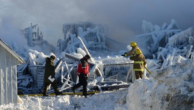 5 قتلى وأكثر من 30 مفقودا في حادث حريق بدار للمسنين في كندا