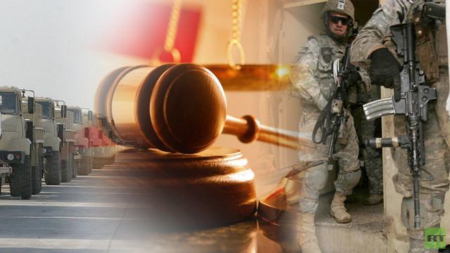 واشنطن ترفع دعوى ضد شركة أمريكية وشركتين كويتيتين قدمت خدمات للقوات الأمريكية في العراق