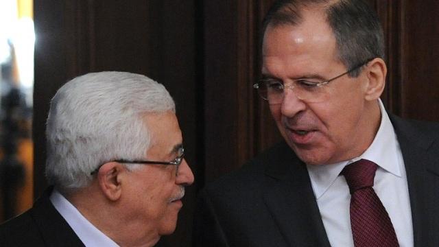 لافروف يبحث مع عباس مستجدات الوضع في الشرق الأوسط والتفاوض مع اسرائيل