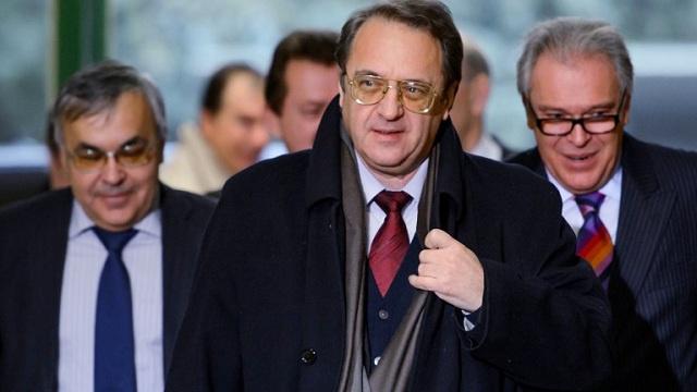 بوغدانوف لا يستبعد انضمام ممثلين عن مجموعات المعارضة الأخرى إلى مفاوضات جنيف