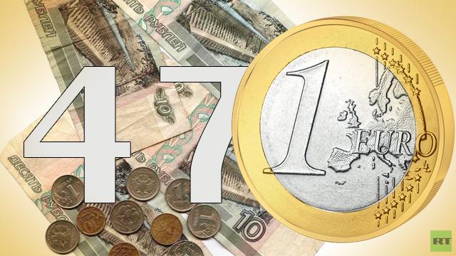 بوتين ينفي نية البنك المركزي تعويم العملة الوطنية الروبل