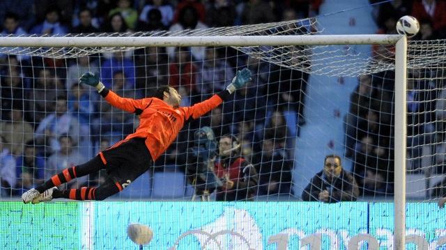 ريال مدريد يرفع قيمة عقد حامي عرينه دييغو لوبيز