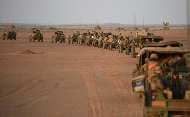 مقتل 11 مسلحا في عملية للقوات الفرنسية بمالي