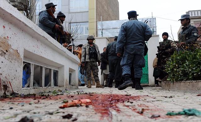 نجاة مرشح لمنصب نائب الرئيس الأفغاني من هجوم انتحاري