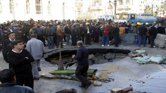 الخارجية الأمريكية: لا مكان للعنف الذي يهدف إلى نسف المسار السياسي في مصر