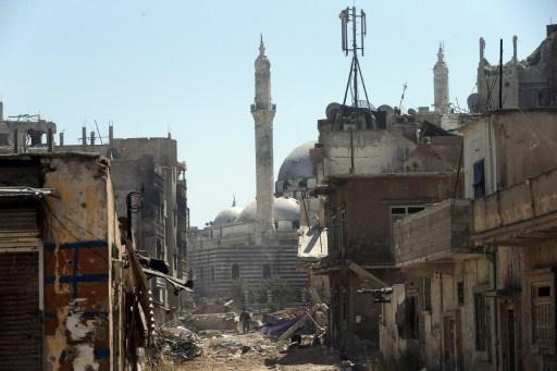 مصادر دبلوماسية: وفدا الحكومة والمعارضة يبحثان خلال اليومين القادمين ايصال مساعدات إنسانية الى حمص