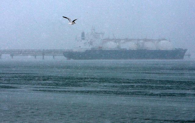 غرق 10 من أفراد حرس الحدود الروسي في جزيرة كوناشير إحدى جزر الكوريل