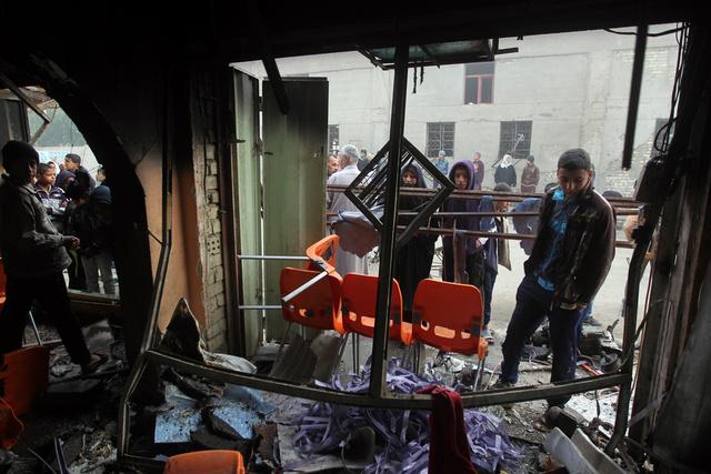 مقتل ستة أشخاص في هجوم على قرية بشمال شرق مدينة بعقوبة العراقية