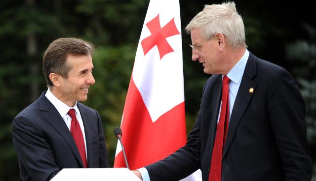 اتفاق الشراكة بين جورجيا والاتحاد الأوروبي يوقّع قبل نهاية صيف 2014