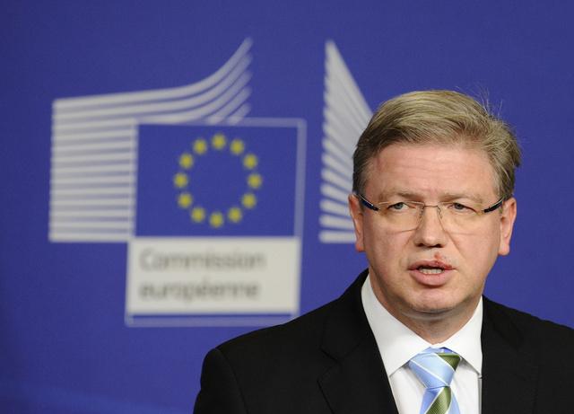 الاتحاد الأوروبي يدعو السلطات والمعارضة الأوكرانية لنبذ العنف ومواصلة الحوار