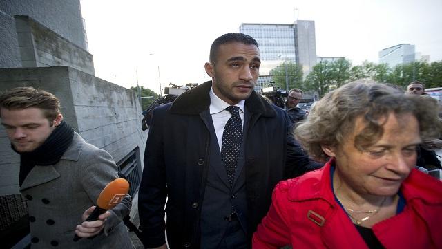 السجن 4 سنوات بحق البطل المغربي بدر هاري