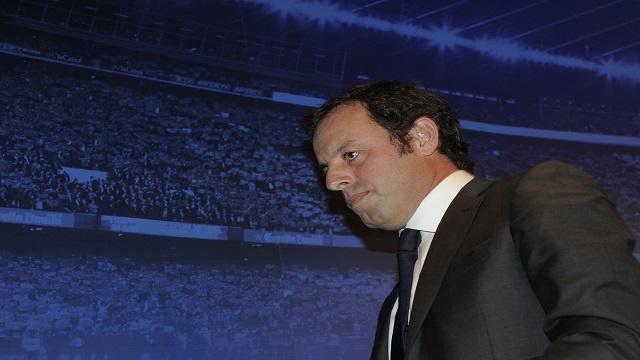 ساندرو روسيل يؤكد أن التهديدات دفعته للتنحي عن رئاسة البارشا