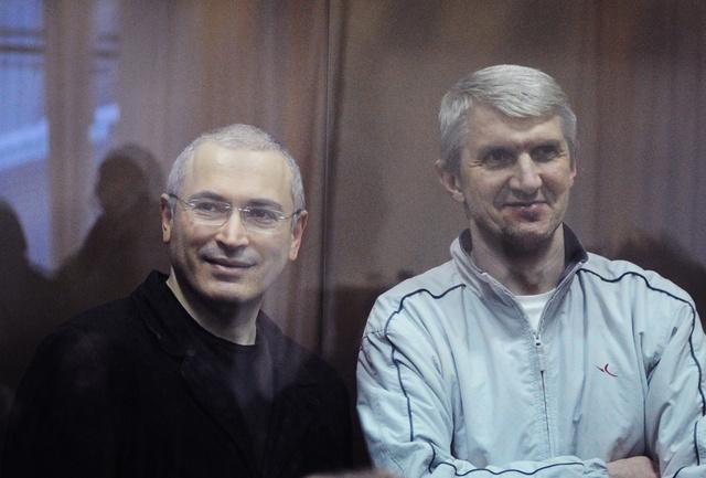 ليبيديف ينوي لقاء خودوركوفسكي في ألمانيا
