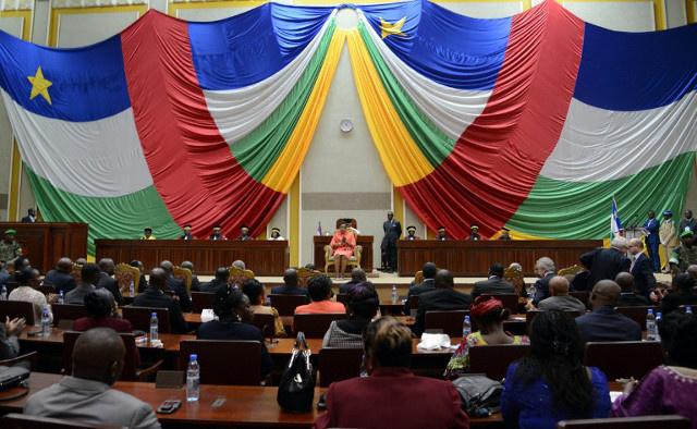 تعيين رئيس وزراء المرحلة الانتقالية بإفريقيا الوسطى