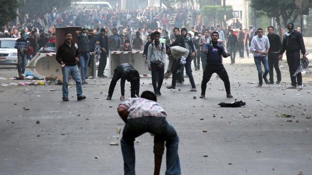 الداخلية المصرية: ضبط 1079 من مثيري الشغب في ذكرى ثورة 25 يناير