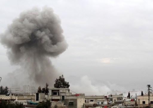 قتلى وجرحى بمعارك في دمشق والجيش يعلن سيطرته على مناطق في حلب