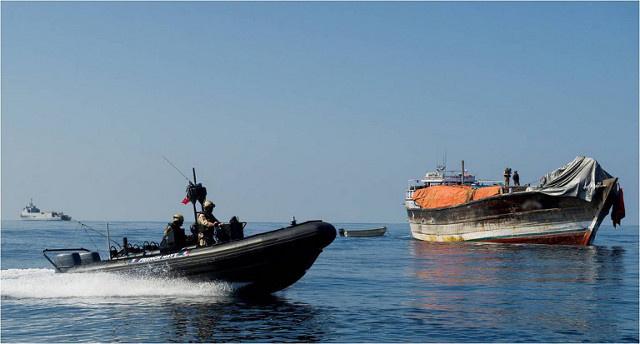 وفاة 21 شخصا بغرق سفينة بالهند