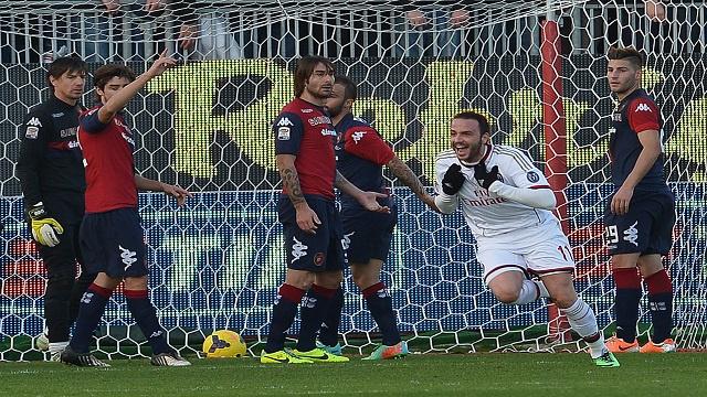 الدوري الإيطالي.. ميلان يصيب وجاره الإنتر يخيب