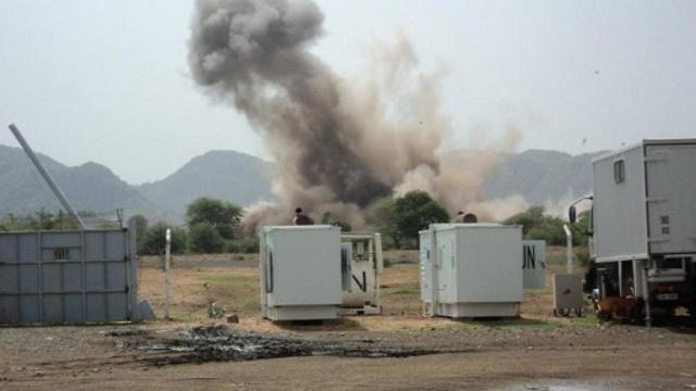 الجيش السوداني يقصف مدينة كودا جنوب كردفان