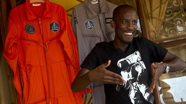 أفريقي يفوز في مسابقة فضائية أمريكية