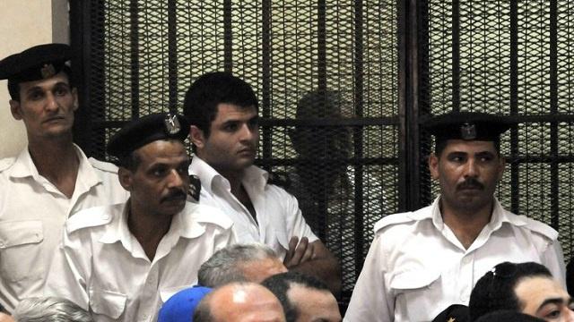 السجن 11 سنة لـ 15 إخوانيا فى أحداث شغب قسم البساتين بمصر