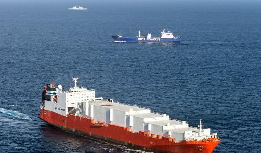 البنتاغون: تدمير الكيميائي السوري على متن السفينة الأمريكية لن يضر بالبيئة