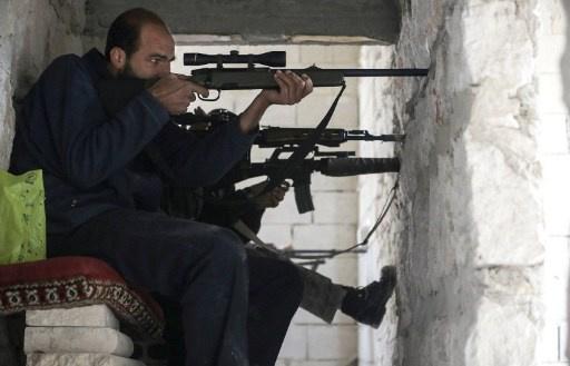 الكونغرس يوافق على تزويد المعارضة السورية