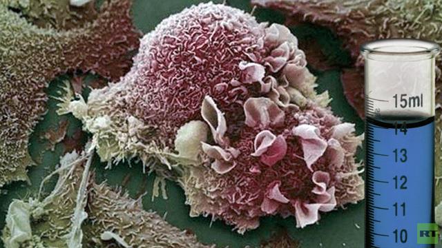 علماء روس قاموا بتحسين العقار المستعمل ضد السرطان