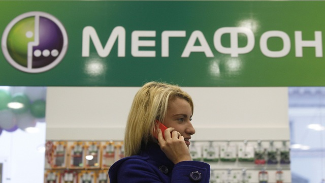 ثاني أكبر مخدمات الهواتف المحمولة الروسية توقع عقداً رسمياً مع شركة