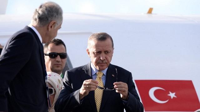 زيارة مرتقبة لأردوغان إلى طهران