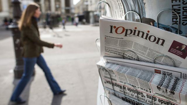 بريطانية تعاني من رهاب الصحف