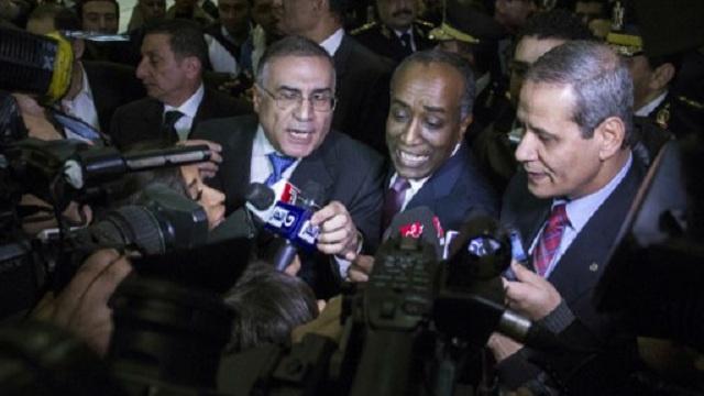وزير الخارجية المصري يشكر ليبيا على التعاون في إطلاق سراح الدبلوماسيين المصريين