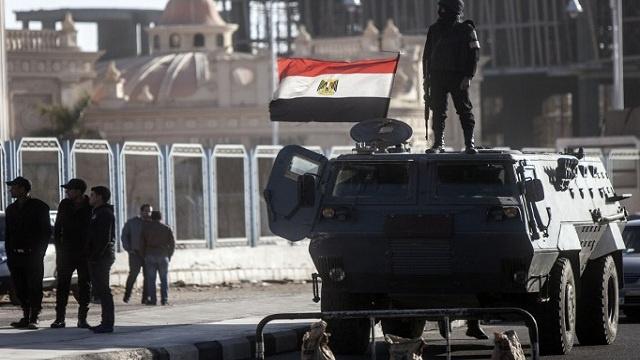 الأمن المصري يلقي القبض على متهمين في حادث كنيسة 6 أكتوبر