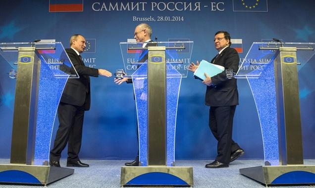 فلاديمير بوتين: قمة روسيا – الاتحاد الأوروبي القادمة في سوتشي